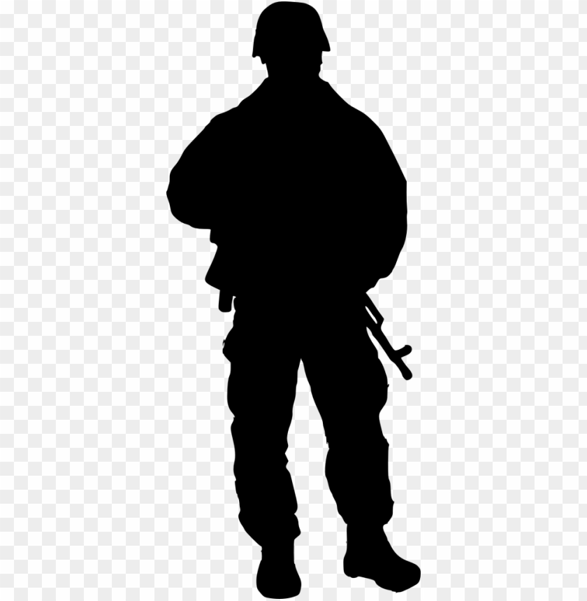 soldier silhouette png free png images toppng