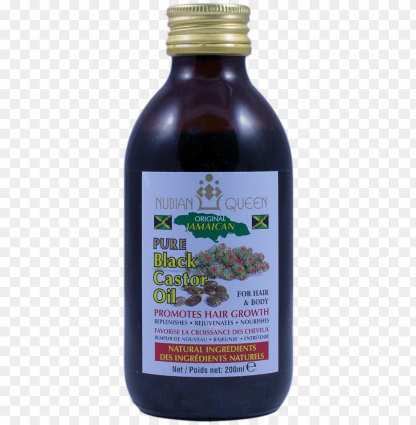 free PNG some description - nubian queen pure black castor oil 200ml PNG image with transparent background PNG images transparent