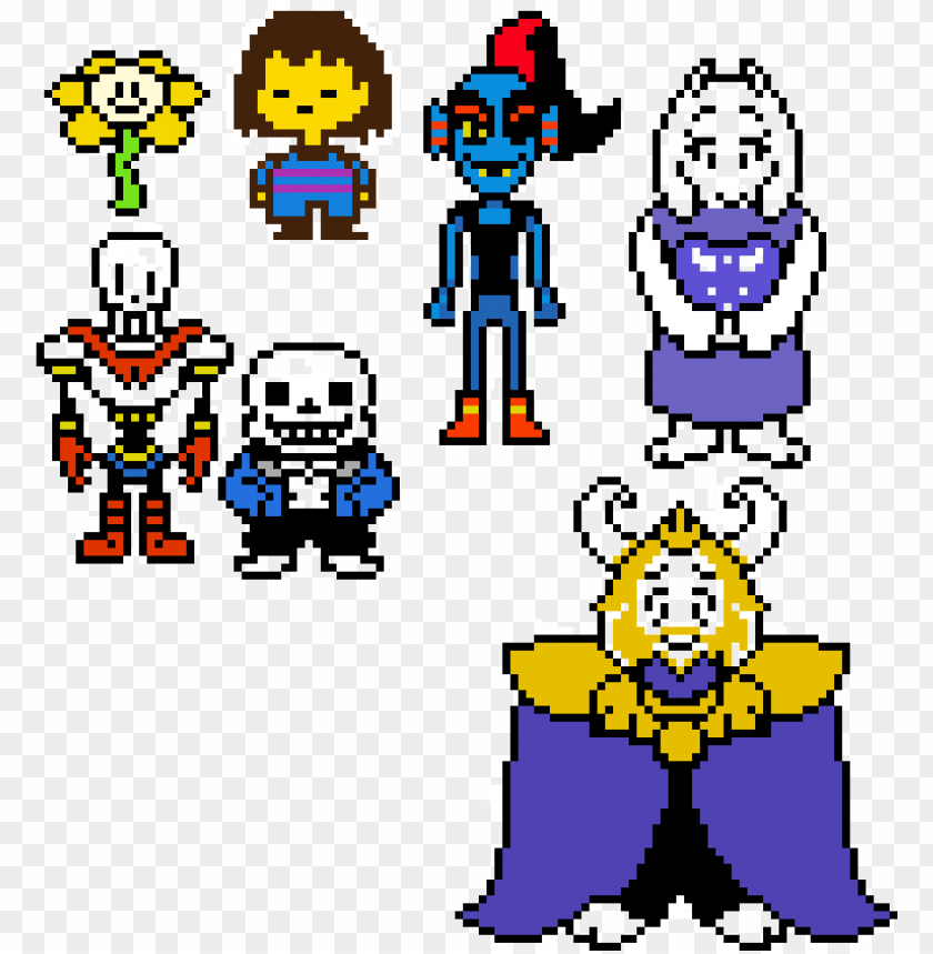 some sprite from undertale fill free to use - undertale sans papyrus