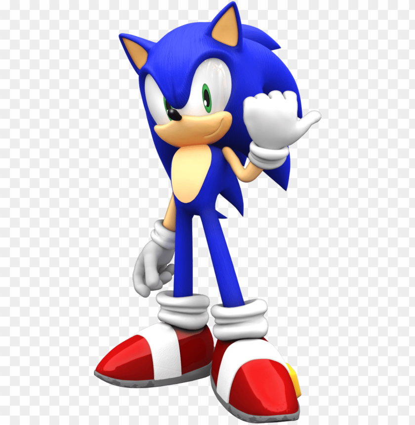 Sonic The Hedgehog Is The Main Hero Of The Story Sonic The Hedgehog Sonic Png Image With Transparent Background Toppng