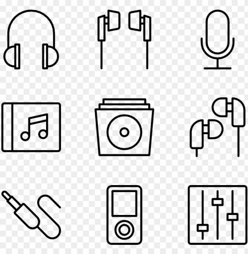 Sound 36 Icons Hobbies Icon Png Free Png Images Toppng