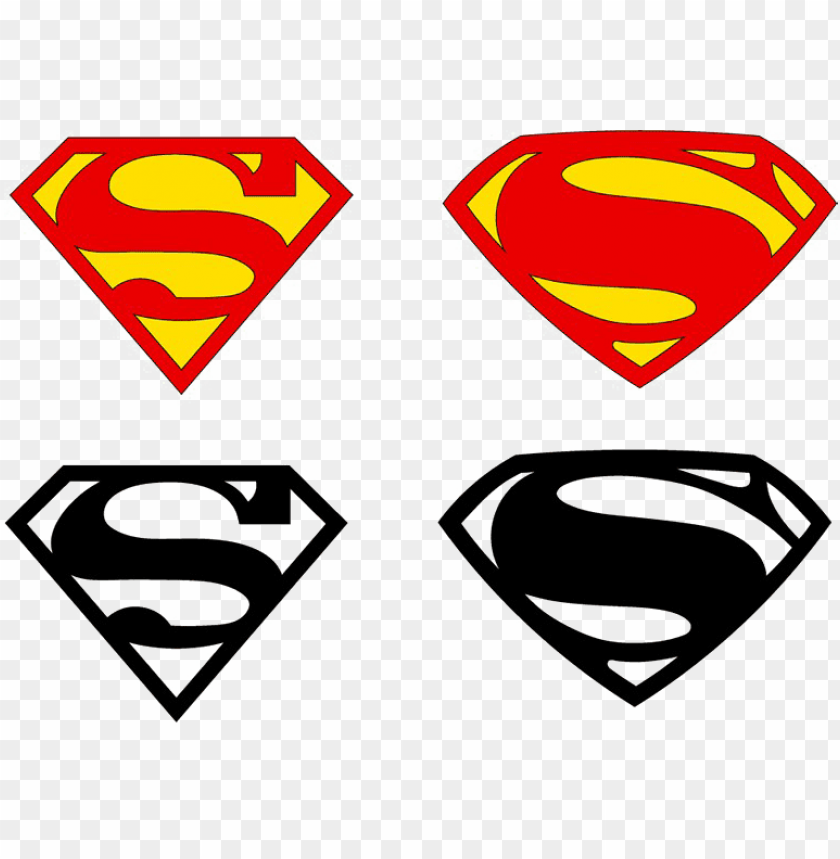 Superman Logo Png Image Transparent Superman Logo Vector