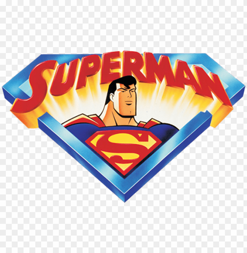 Superman Transparent Background Superman Superman Animated