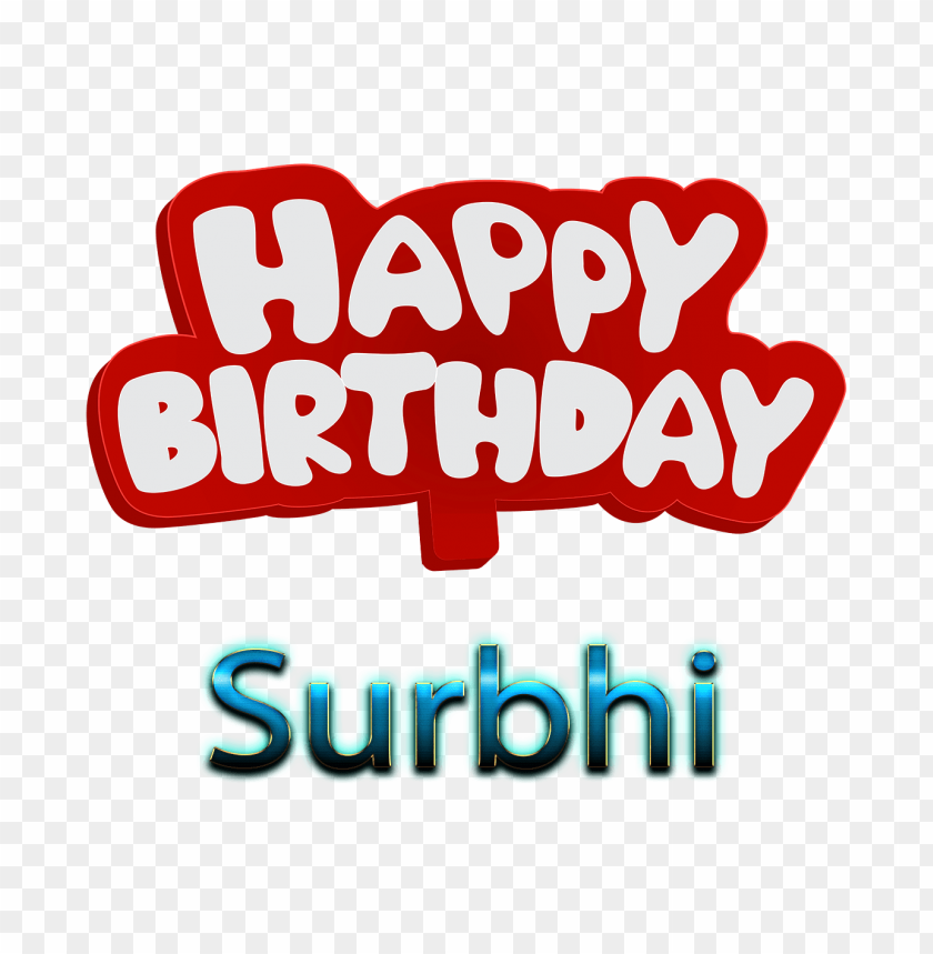 free PNG Download surbhi 3d letter png name png images background PNG images transparent