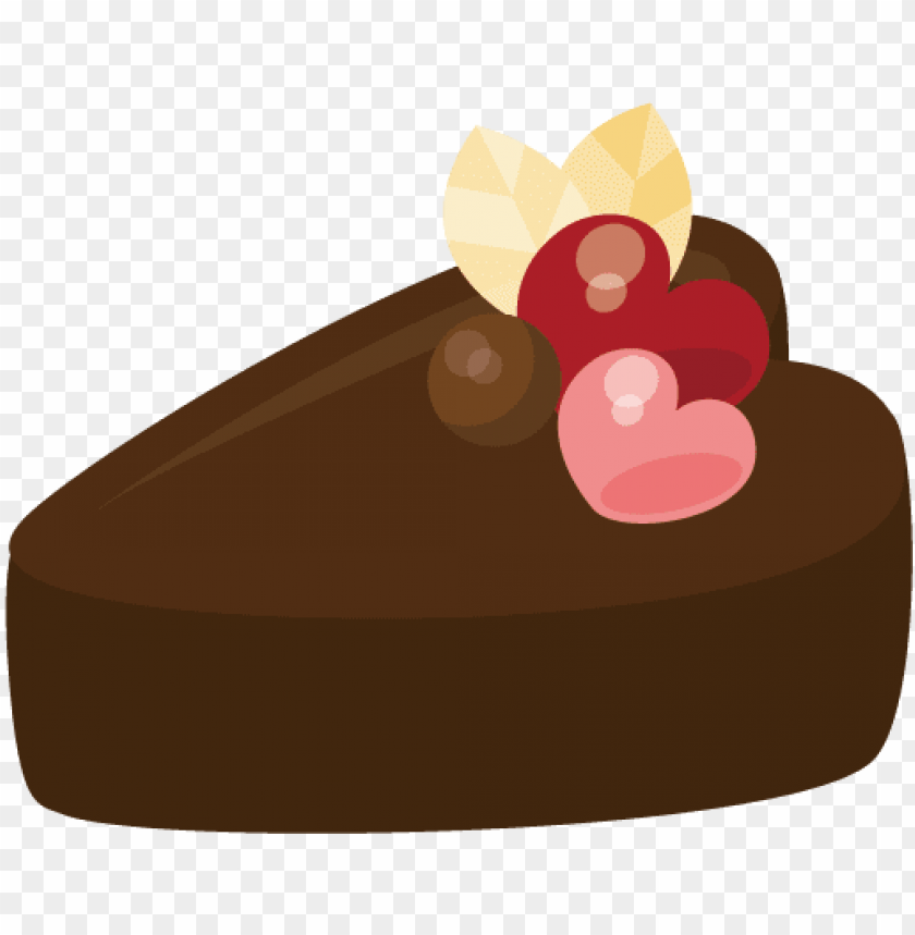 free PNG tea chocolate cake dessert- chocolate PNG image with transparent background PNG images transparent