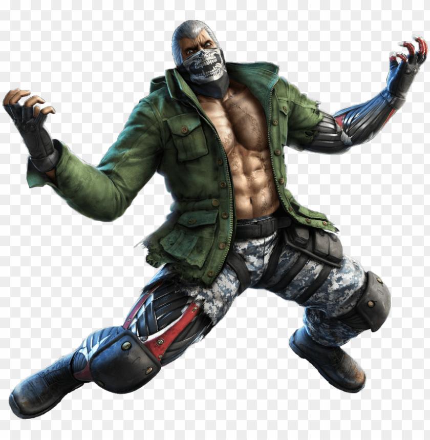 Tekken 7 Png Tekken 7 Characters Png Image With Transparent