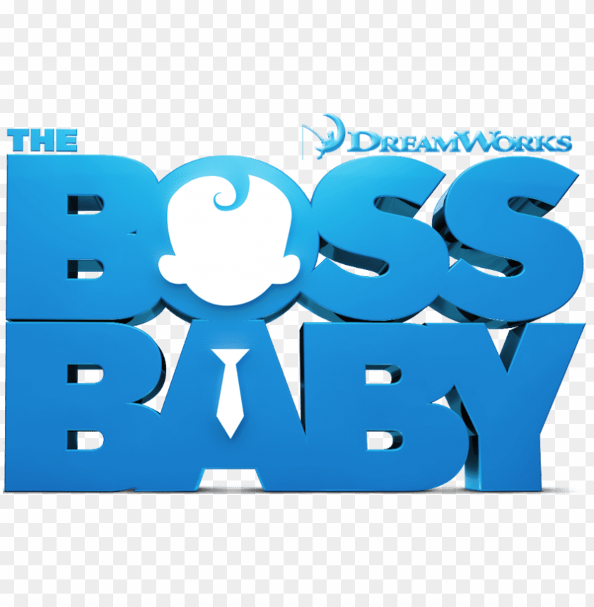 The Boss Baby Boss Baby Movie Logo Png Image With Transparent Background Toppng