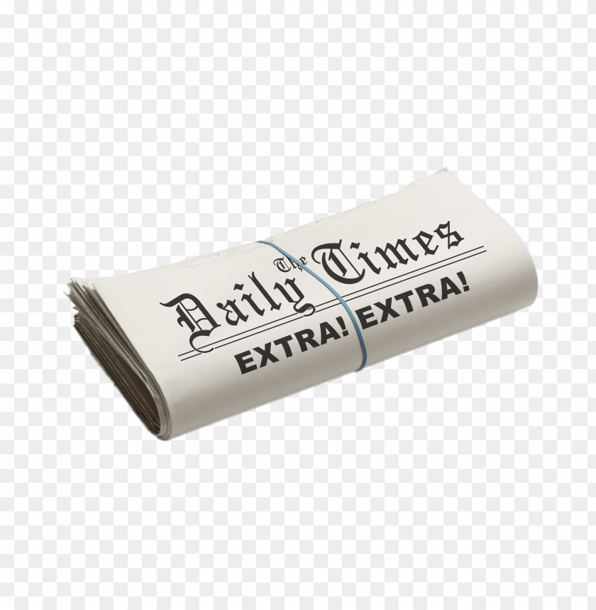 free PNG the daily times folded newspaper PNG image with transparent background PNG images transparent