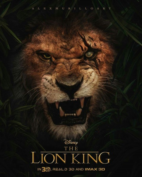 free PNG the lion king 2019 scar poster background best stock photos PNG images transparent