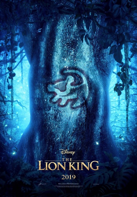 free PNG the lion king 2019 poster tree background best stock photos PNG images transparent