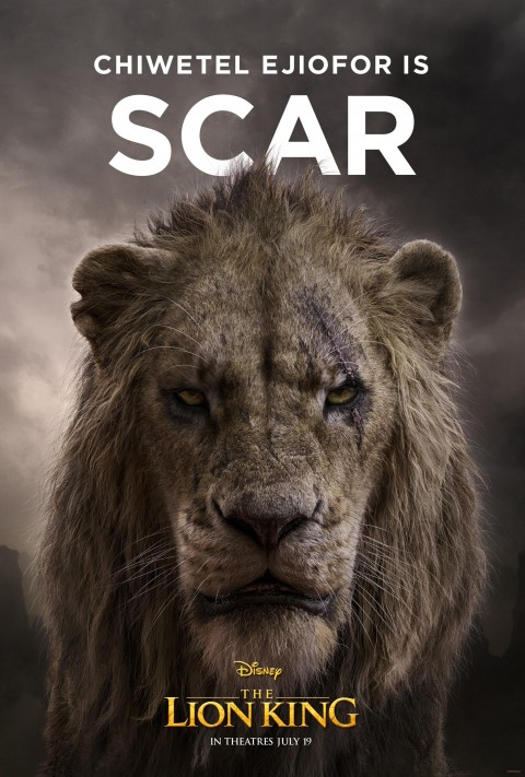 free PNG the Lion King 2019 Poster With scar background best stock photos PNG images transparent