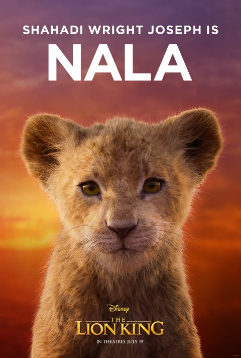 free PNG the Lion King 2019 Poster With nala background best stock photos PNG images transparent