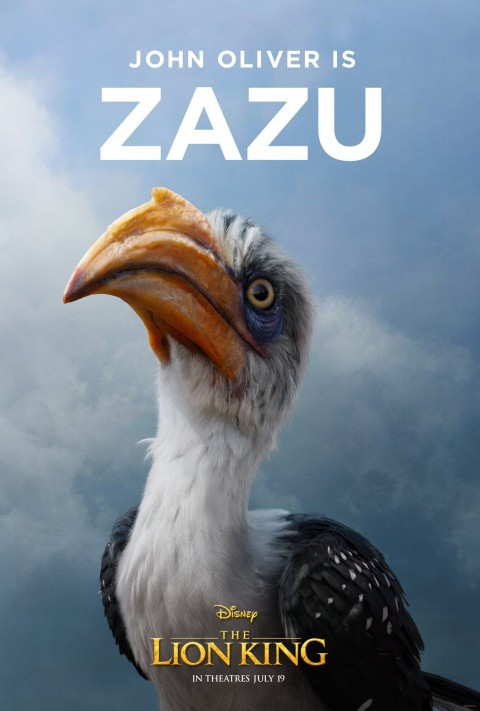 free PNG the Lion King 2019 Poster With zazu background best stock photos PNG images transparent