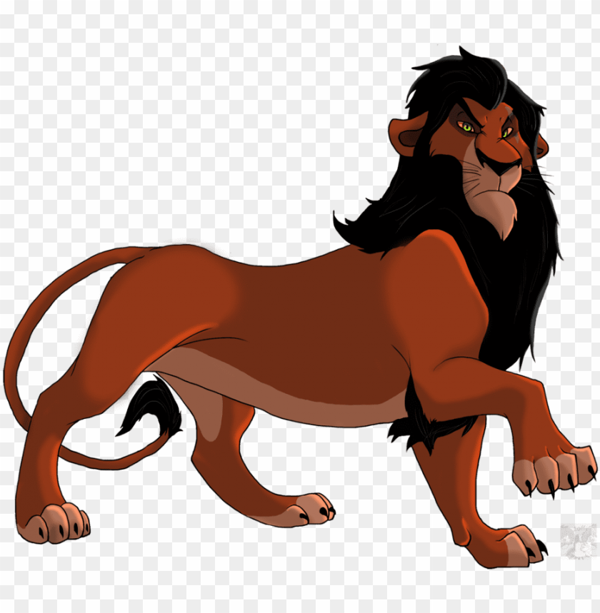 The Lion King Scar Png Download Image Scar Lion King