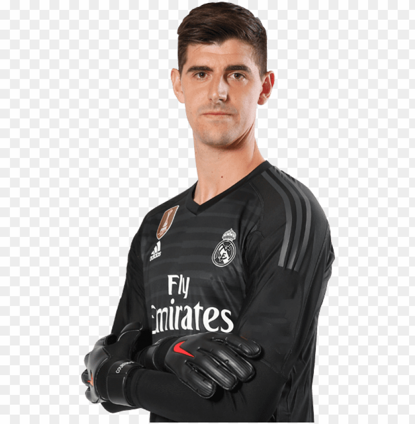 free PNG thibaut-courtois - thibaut courtois PNG image with transparent background PNG images transparent