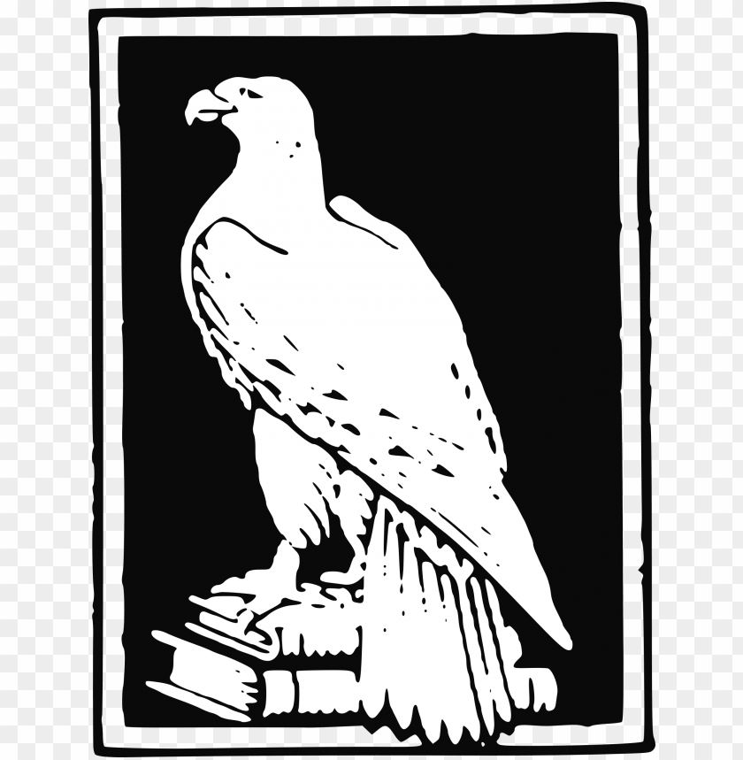 this free icons design of book eagle PNG image with transparent