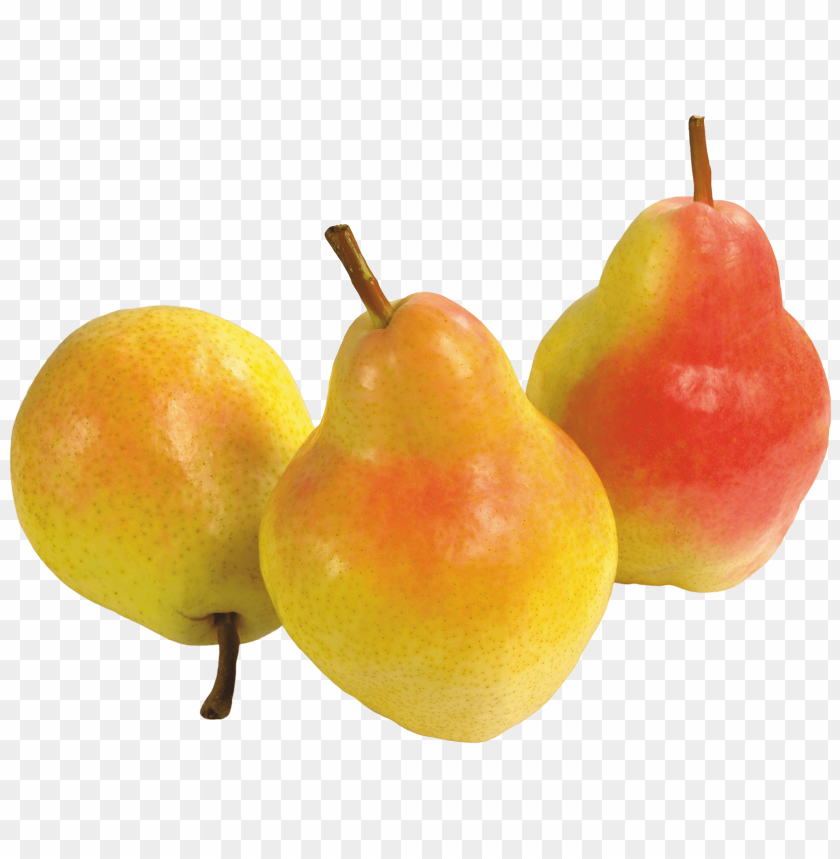 free png three pears PNG images transparent