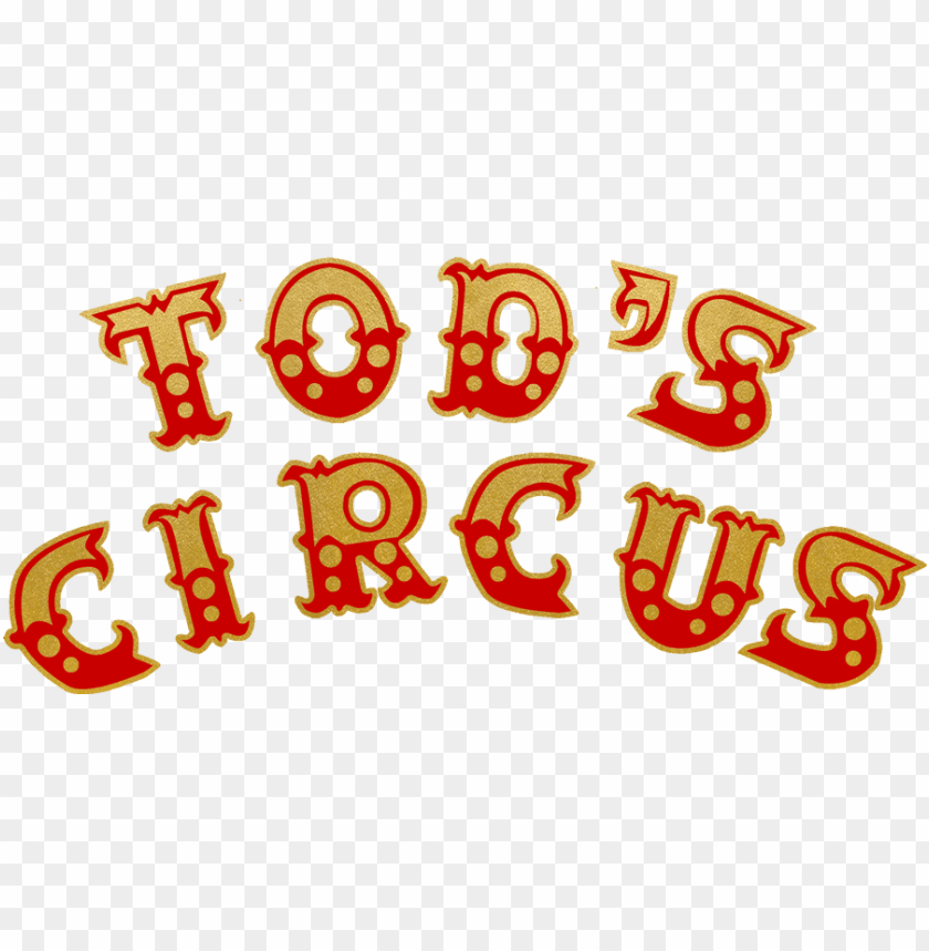 free PNG tod's circus logo PNG image with transparent background PNG images transparent