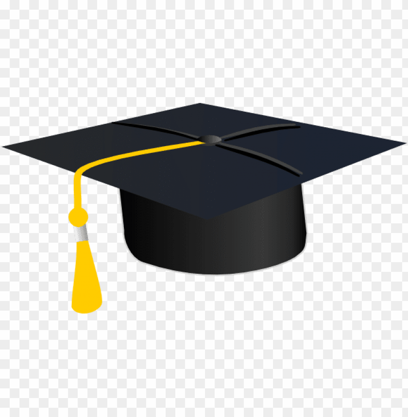 free PNG toga png - graduation cap with orange tassel PNG image with transparent background PNG images transparent