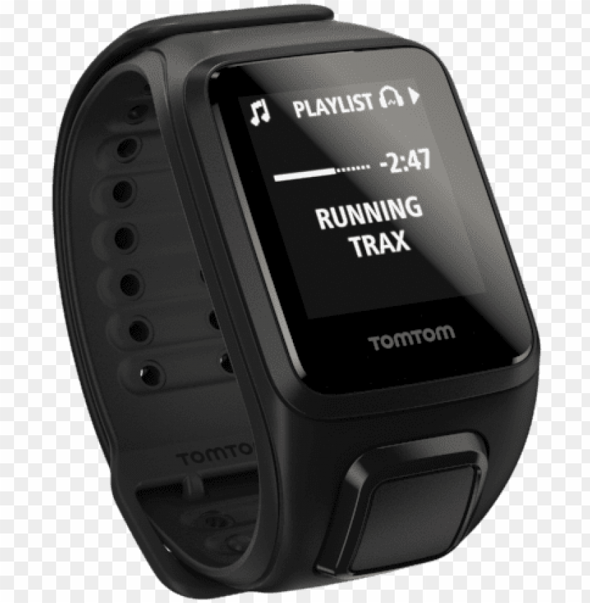 free PNG tomtom spark cardio music fitness tracker - tomtom spark fit music small PNG image with transparent background PNG images transparent