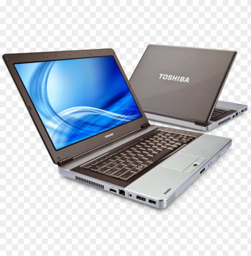 Download toshiba laptop image png images background | TOPpng