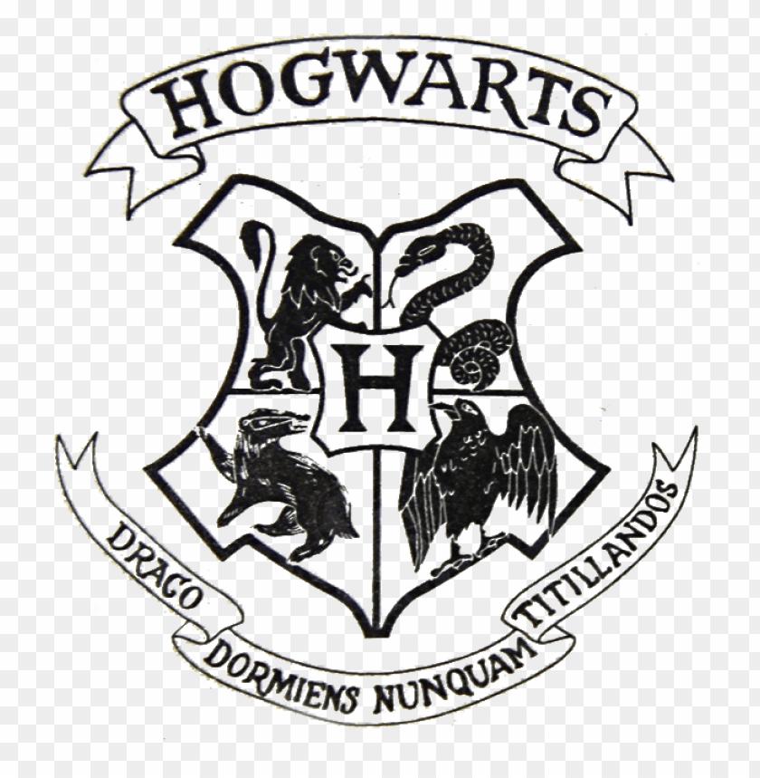 Transparent Background Hogwarts Logo Png Image With Transparent