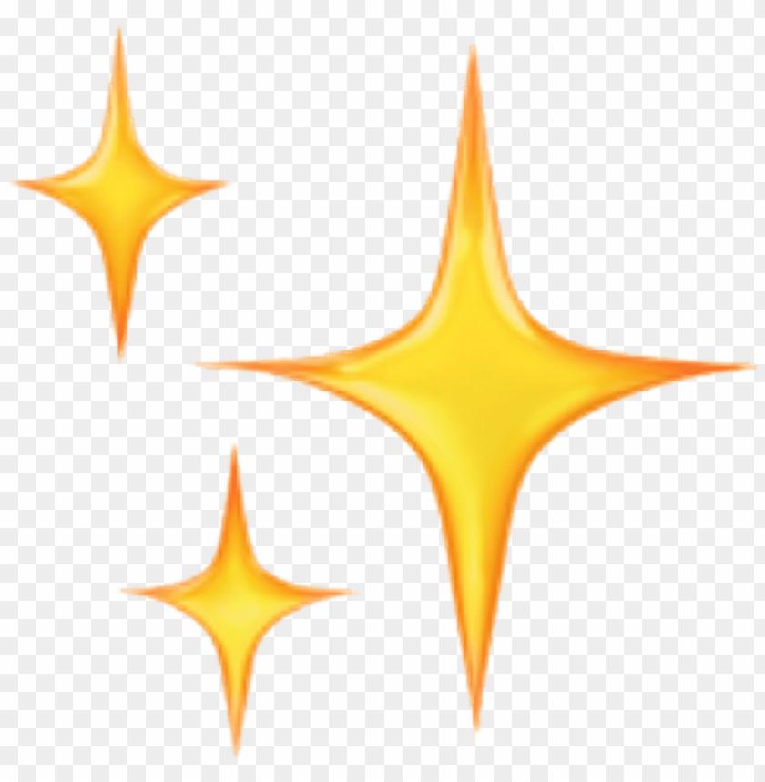 Transparent Background Star Emoji Png Image With Transparent