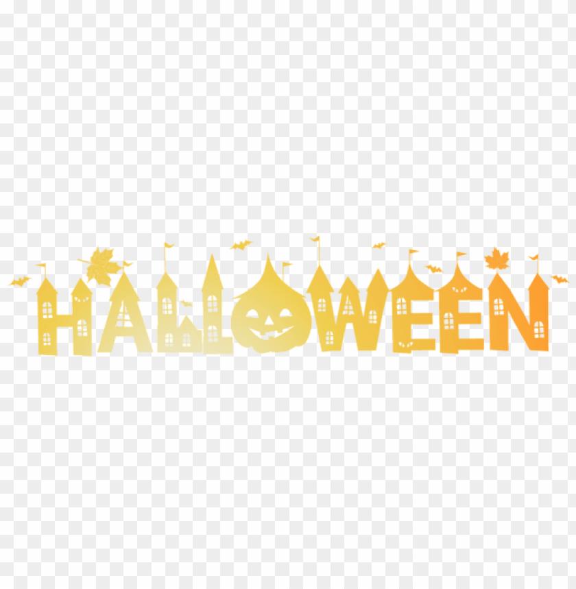 free PNG Download transparent deco happy halloween png images background PNG images transparent