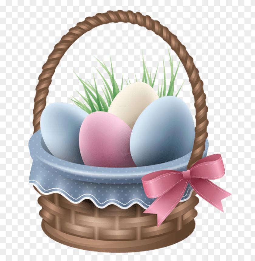 free PNG Download transparent easter basket and grasspicture png images background PNG images transparent