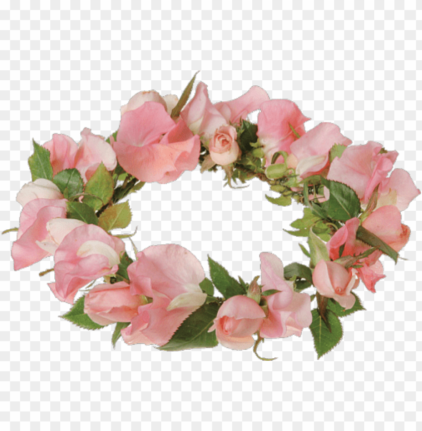 Transparent Flower Crown Tumblr Png Image With Transparent