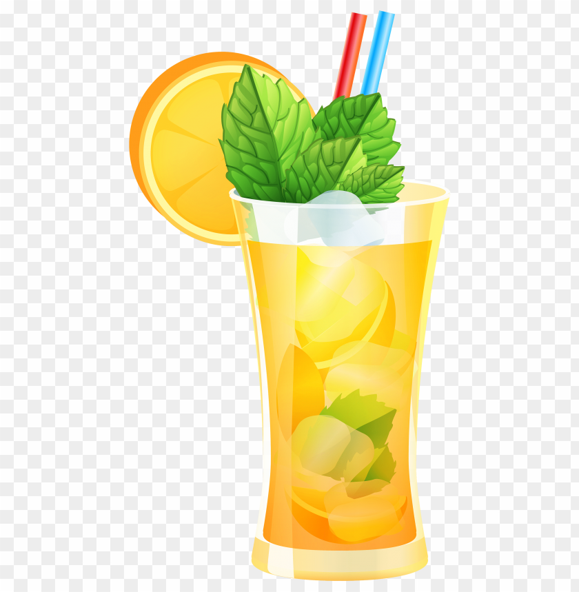 free PNG transparent orange cocktail PNG images transparent