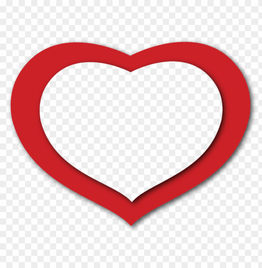 Transparent Red Heart Png Free Png Images Toppng