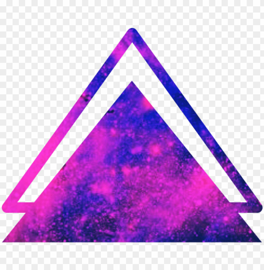 triangle png - triângulo neon PNG image with transparent background