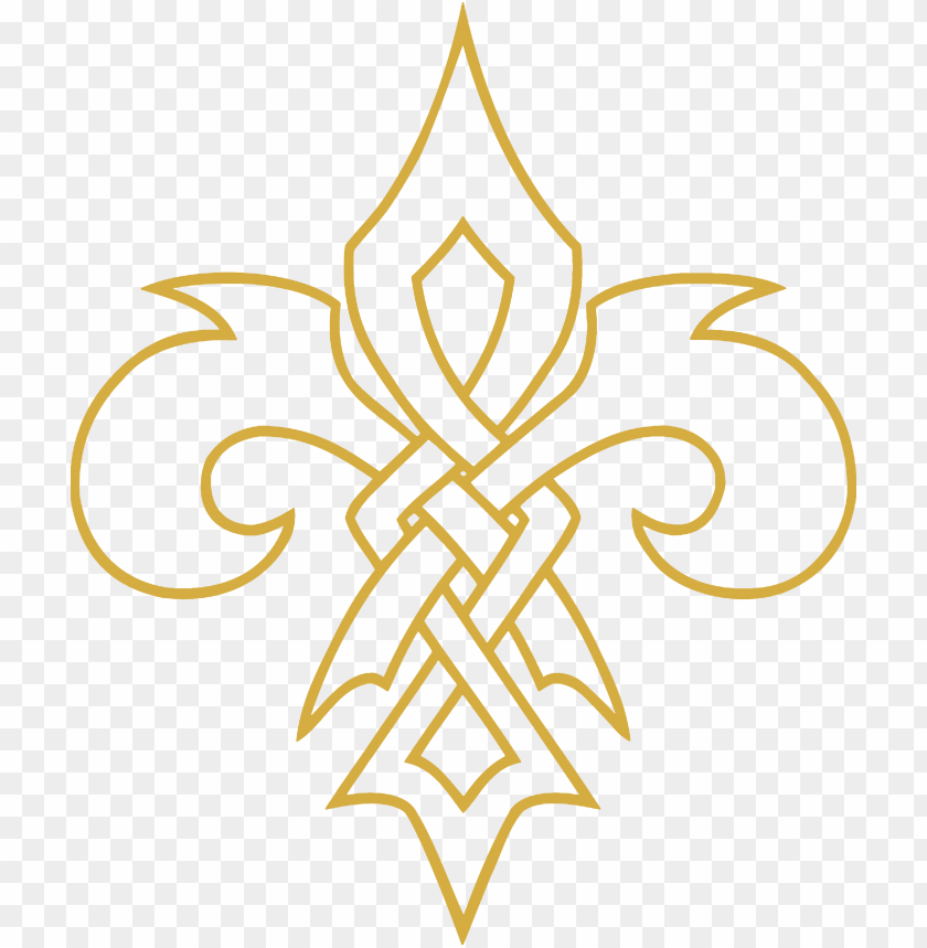 free PNG tribal fleur de lis - fleur de lis transparent PNG image with transparent background PNG images transparent