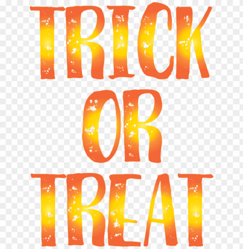 free PNG trick or treat PNG images transparent