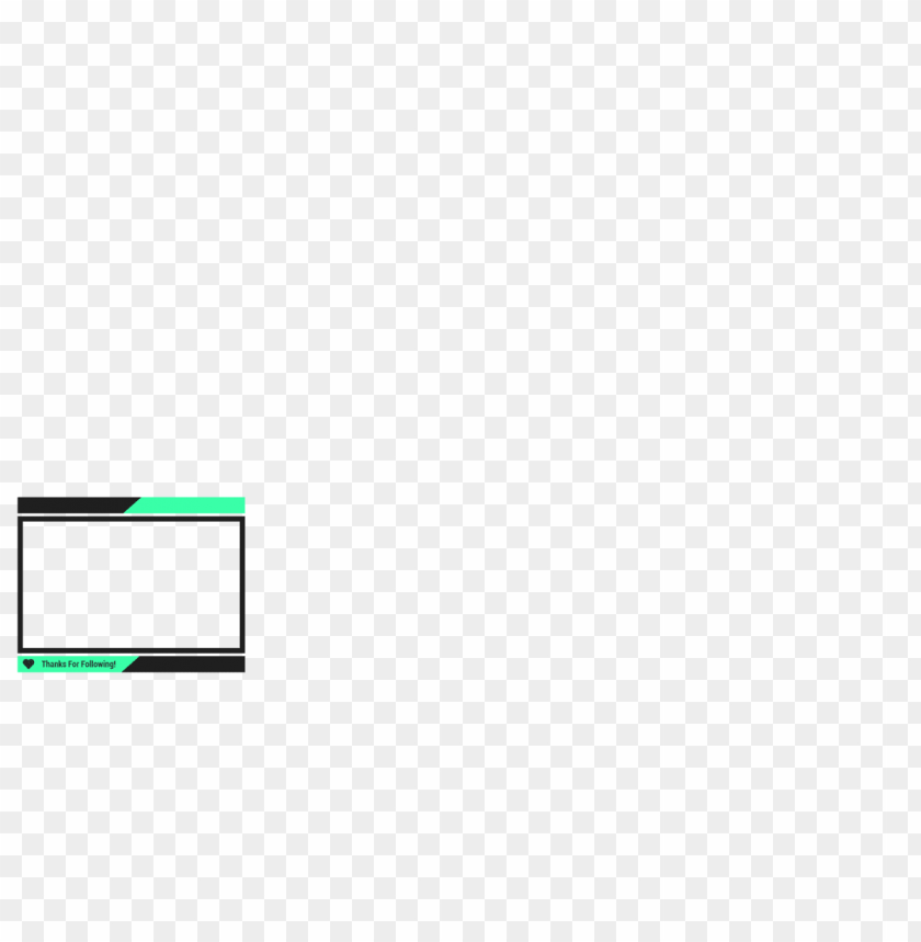 twitch overlay free PNG image with transparent background   TOPpng