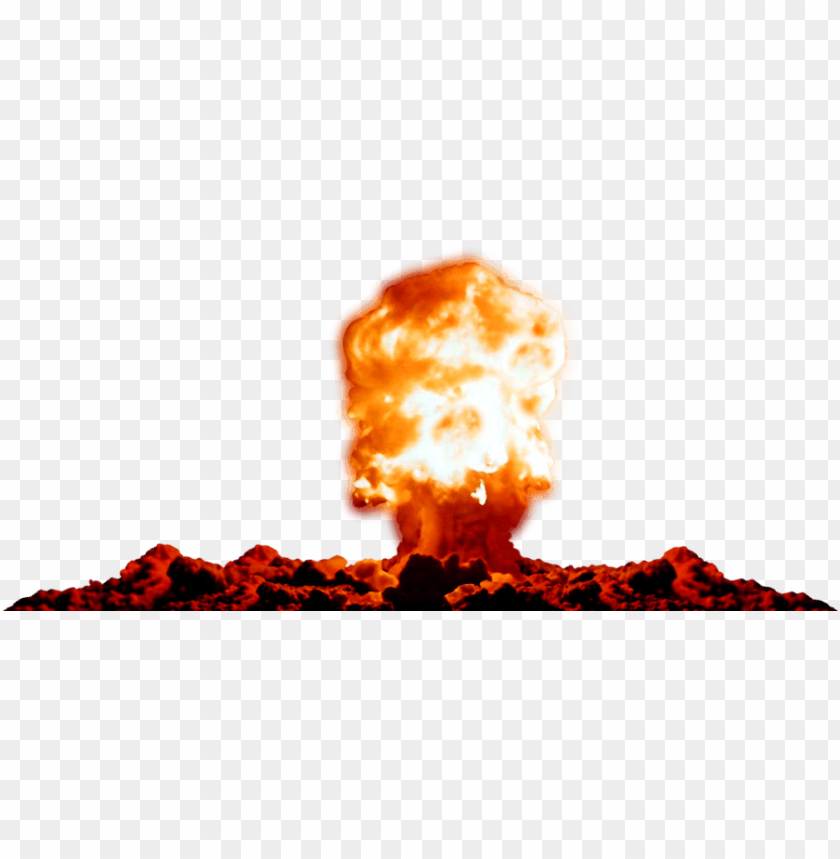 free PNG uclear explosion png stickpng - nuclear explosion transparent PNG image with transparent background PNG images transparent