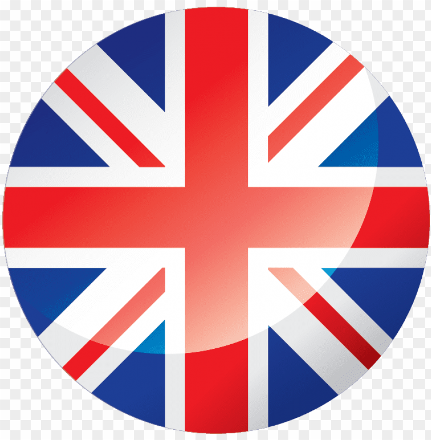Uk Flag Union Jack Flag Round Png Image With Transparent Background Toppng