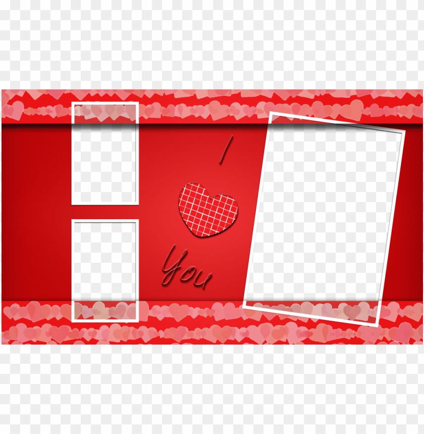 free PNG valentines day frame transparent background png - valentines day frame PNG image with transparent background PNG images transparent