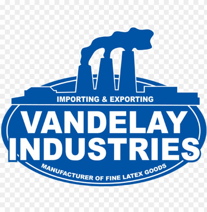 free PNG vandelay industries - vandelay industries logo PNG image with transparent background PNG images transparent