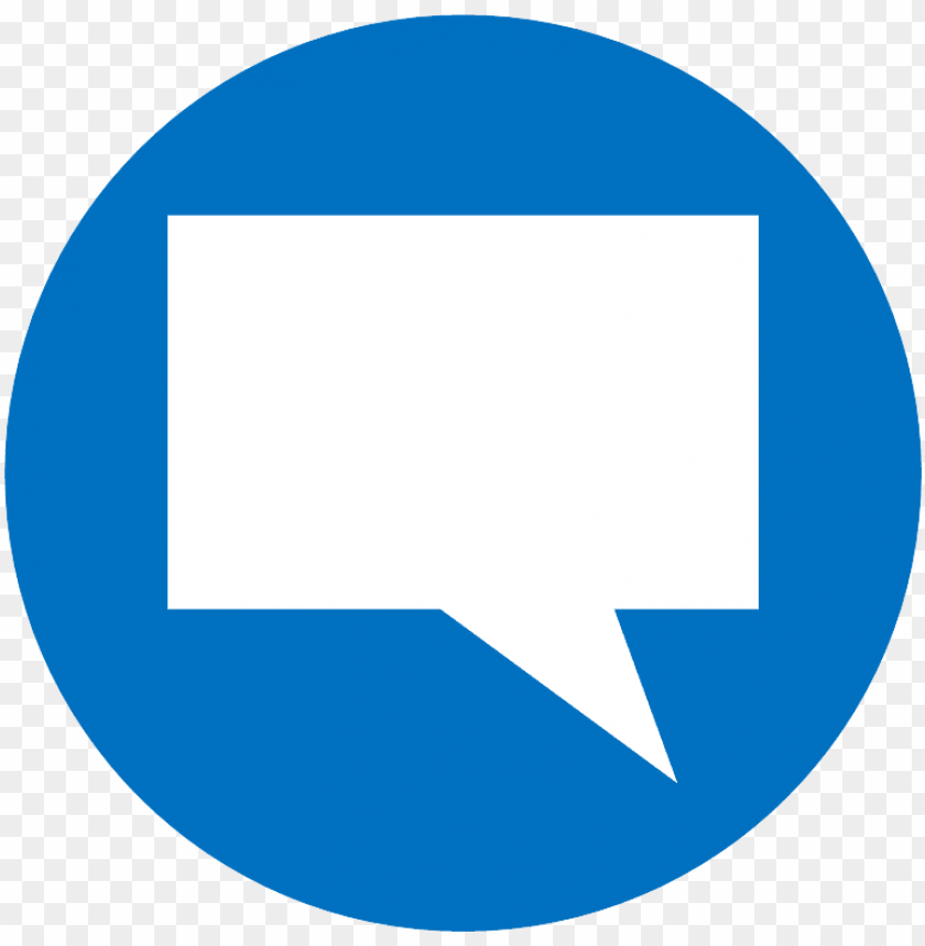 free PNG vector icon of a speech bubble - facebook comments icon PNG image with transparent background PNG images transparent