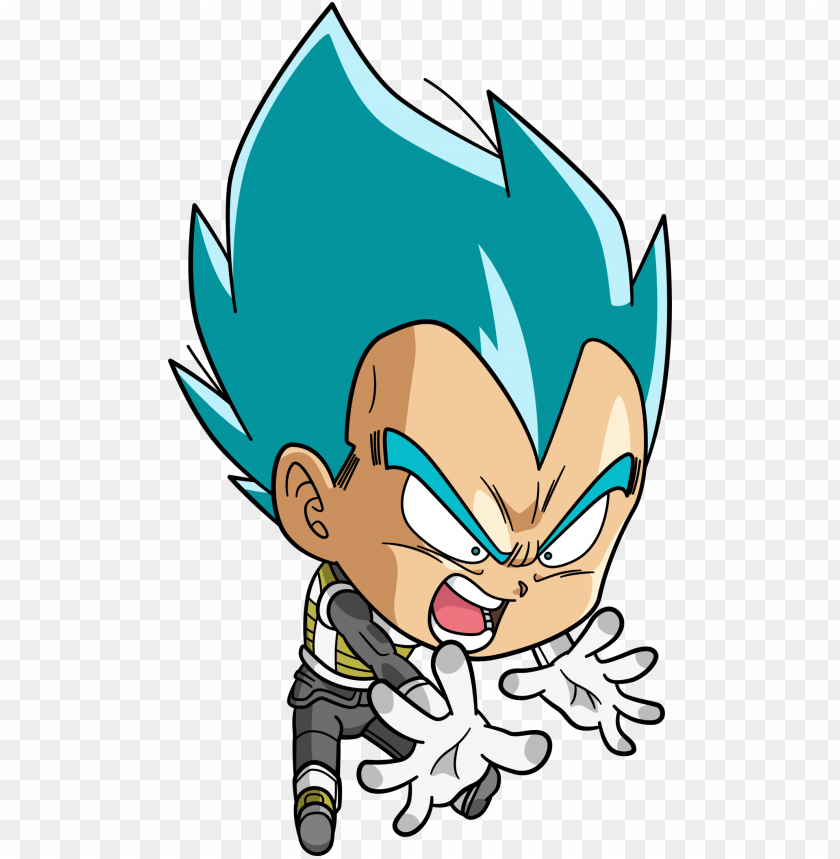 Vegeta Et Bulma Goku Dragon Ball Z Exorciste Bleu