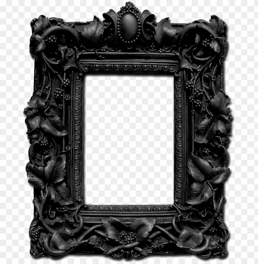 free PNG victorian gothic decor, gothic bedroom, gothic home - gothic frame PNG image with transparent background PNG images transparent