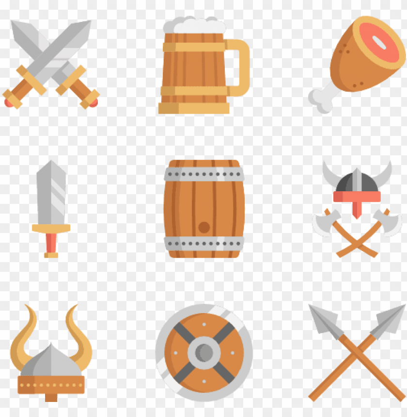 viking icons - vikings icons png - Free PNG Images | TOPpng