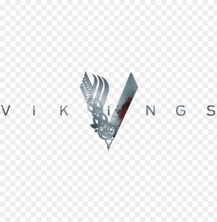 free PNG Download vikings tv series logo png images background PNG images transparent