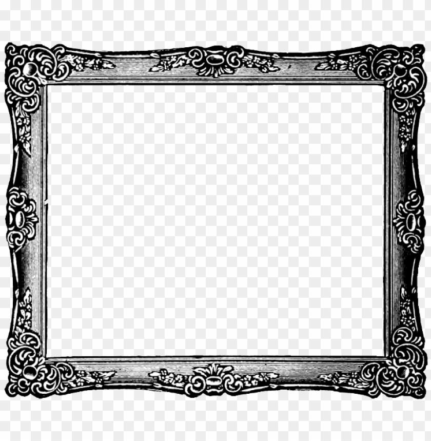 vintage frame image png - Free PNG Images | TOPpng