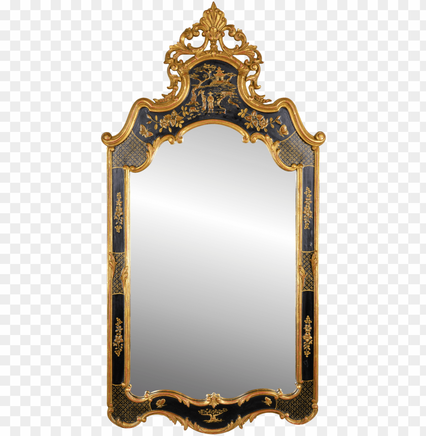 free PNG vintage mirror png - vintage mirror transparent PNG image with transparent background PNG images transparent
