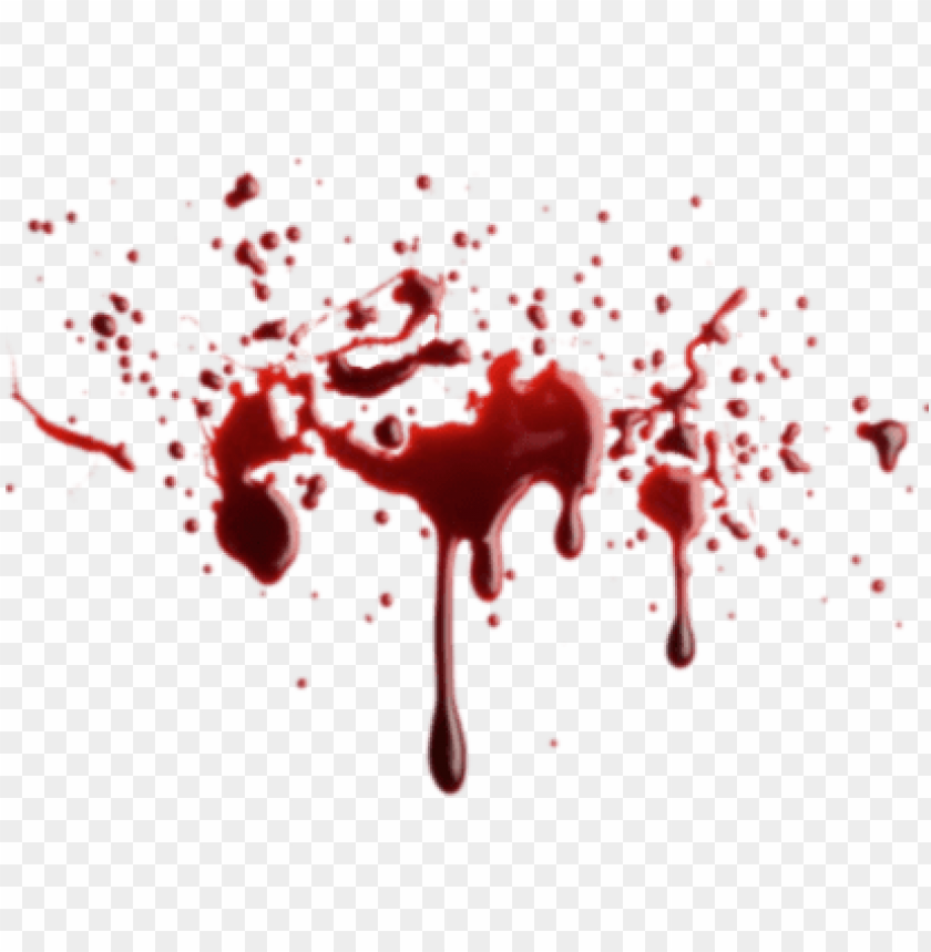 war booth props - blood splatter j PNG image with