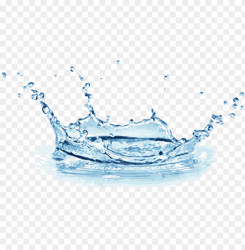 free PNG water splash drop euclidean vector - water splash vector PNG image with transparent background PNG images transparent
