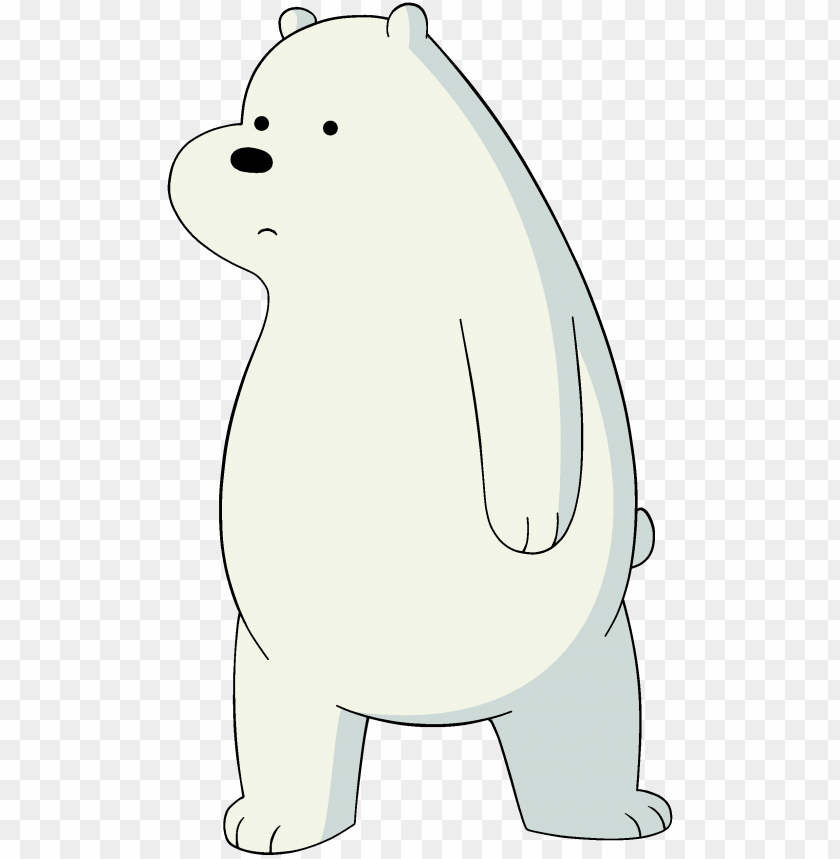 We Bare Bears Images We Bare Bears Ice Bear Hd Wallpaper Ice Bear We Bare Bears Wallpaper Hd Png Image With Transparent Background Toppng